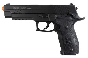Sig Sauer X-FIVE P226 Blowback Full Metal Airsoft Gun