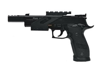 Sig Sauer 4.5Mm X-Five Blowback CO2 Full Metal Gun