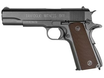 Tanfoglio 1911 Blowback 4.5mm CO2 Pistol